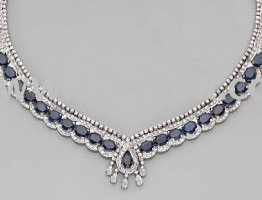 collier en diamant