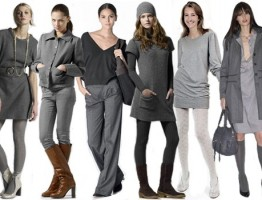 egayer un look en gris