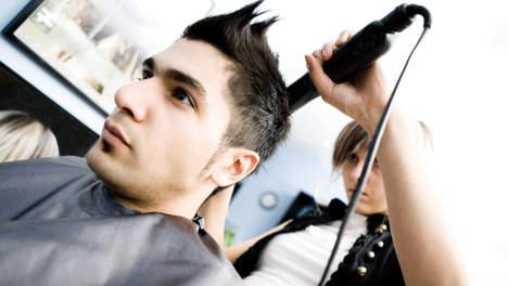 produits de coiffure
