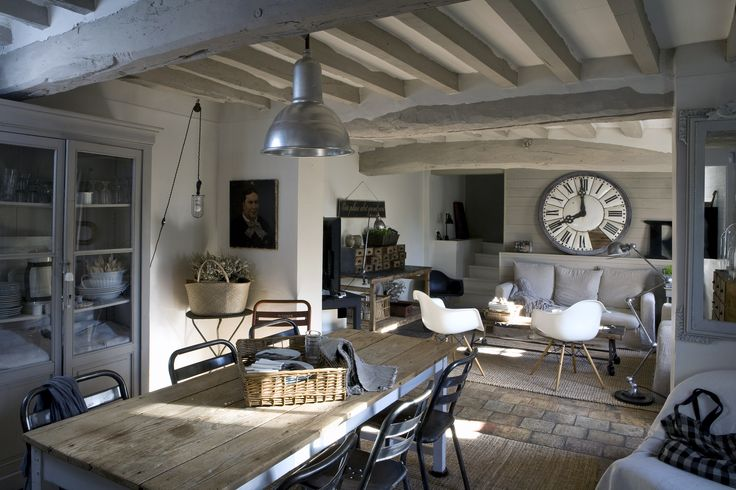 Deco maison de campagne contemporaine - Deco contemporaine chic ...